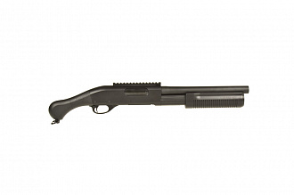 Дробовик Cyma Remington M870 shotgun пластик BK (CM357ABK)