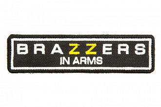 "Патч TeamZlo ""Brazzers in arms лента"" (TZ0106)"
